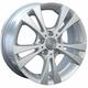 Диски Volkswagen VW20 silver | RU-SHINA.ru