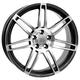 Диски W554 Cosma для Audi silver | RU-SHINA.ru