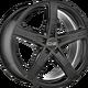 Диски OZ Racing Monaco HLT Matt Black | RU-SHINA.ru