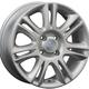 Диски Ford FD62 silver | RU-SHINA.ru