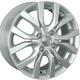 Диски Chevrolet GM97 silver | RU-SHINA.ru