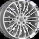 Диски Ford FD518 Concept silver | RU-SHINA.ru