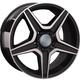 Диски Mercedes-Benz MB75 BKF | RU-SHINA.ru