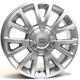 Диски Renault W3303 Assen hyper silver   RU-SHINA.ru