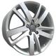 Диски Audi 283/5383 silver   RU-SHINA.ru
