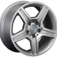 Диски Mercedes-Benz MB47 silver | RU-SHINA.ru