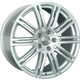 Диски Audi A101 silver   RU-SHINA.ru