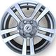 Диски Lexus 268/768 silver   RU-SHINA.ru