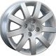 Диски Ford FD117 silver | RU-SHINA.ru
