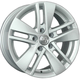 Диски Chevrolet GM84 silver | RU-SHINA.ru