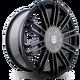 Диски HARP Y-677 gloss black | RU-SHINA.ru
