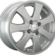 Диски Chevrolet GM100 silver | RU-SHINA.ru