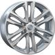 Диски Chevrolet GM48 silver | RU-SHINA.ru