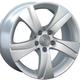 Диски Mercedes-Benz MB77 silver | RU-SHINA.ru