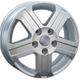 Диски Citroen Ci34 silver | RU-SHINA.ru