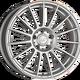 Диски LS FlowForming RC05 silver | RU-SHINA.ru