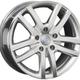 Диски Audi A26 silver | RU-SHINA.ru