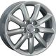 Диски Chevrolet GM56 silver | RU-SHINA.ru