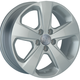 Диски Chevrolet GM71 silver | RU-SHINA.ru