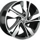 Диски Hyundai HND157 BKF | RU-SHINA.ru