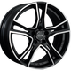 Диски OZ Racing Adrenalina matt black | RU-SHINA.ru