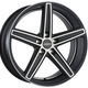 Диски Oxigin 18 Concave black full polish matt | RU-SHINA.ru