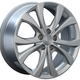Диски Ford FD83 silver | RU-SHINA.ru