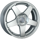 Диски Nissan NS118 silver | RU-SHINA.ru