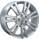 Диски Land Rover LR21 silver | RU-SHINA.ru