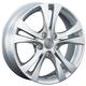 Диски Chevrolet GM65 silver   RU-SHINA.ru