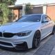 Диски BBS CS BFP на автомобиле BMW| RU-SHINA.ru