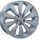 Диски Audi A61 silver | RU-SHINA.ru