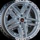 Диски Lexus LX18 silver | RU-SHINA.ru