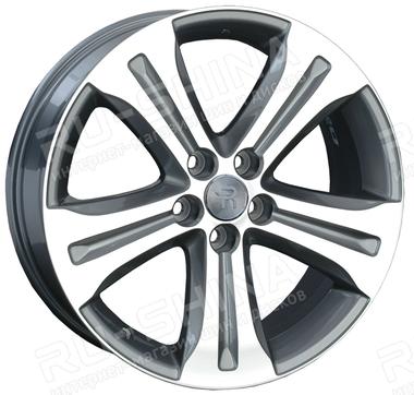 Lexus LX23 8x18 5x150 ET60 110.1