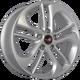 Диски Nissan NS107 silver | RU-SHINA.ru