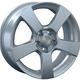 Диски Chevrolet GM26 silver   RU-SHINA.ru