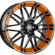 Диски Oxigin 14 Oxrock foil orange | RU-SHINA.ru