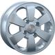 Диски Chevrolet GM32 silver | RU-SHINA.ru
