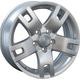 Диски Hyundai HND156 silver | RU-SHINA.ru