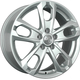 Диски Ford FD97 silver | RU-SHINA.ru