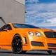 Диски Giovanna Wheels Dalar-5 Black Series на автомобиле Bentley Continental | RU-SHINA.ru