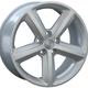 Диски Audi A55 silver | RU-SHINA.ru