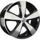 Диски Chrysler CR9 BKF | RU-SHINA.ru