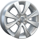 Диски Hyundai HND68 silver | RU-SHINA.ru