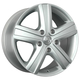 Диски Volkswagen VW59 silver | RU-SHINA.ru
