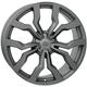 Диски Audi W565 Medea |   ЦВЕТ: matt gun metal   | RU-SHINA.ru