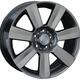 Диски Ford FD73 GM | RU-SHINA.ru