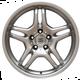 Диски Mercedes-Benz W726 AMG E55 silver | RU-SHINA.ru