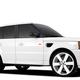 Диски Redbourne Saxon серебристый на автомобиле Range Rover Sport Superchardged | RU-SHINA.ru