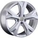 Диски Mazda MZ109 silver | RU-SHINA.ru